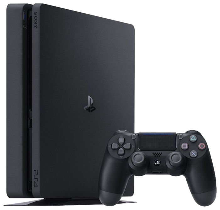 Sony PlayStation 4 Slim 500 ГБ Europe