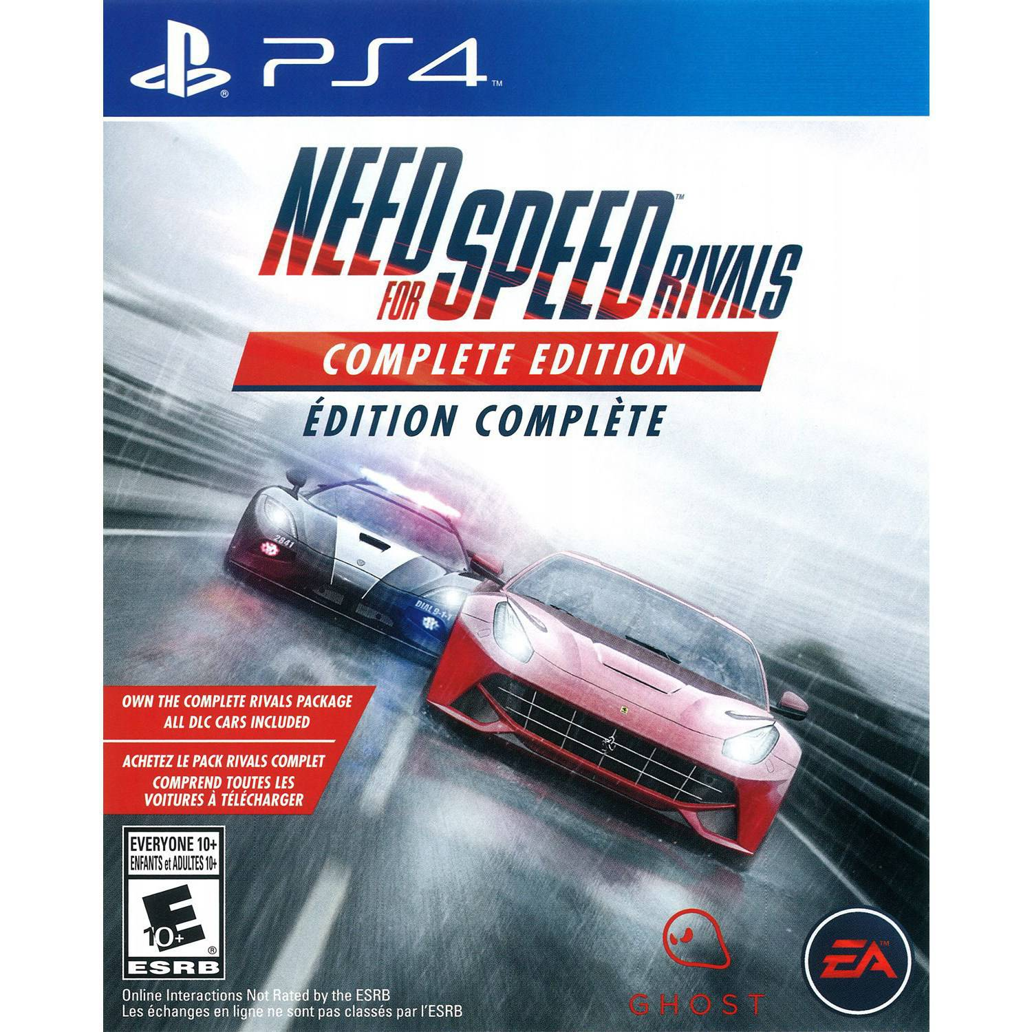 Need for Speed Rivals. Complete Edition для PlayStation 4 (Демонстрация)