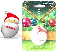 Smart Buy NY series Santa 8GB [SB8GBSantaA]