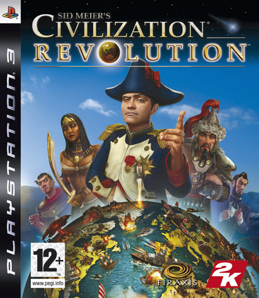 Sid Meier's Civilization Revolution (PS3) (демонстрация)