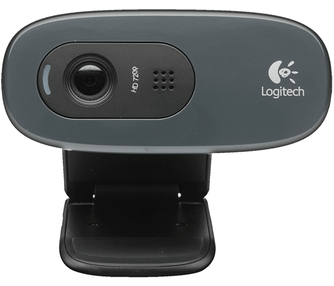 Logitech HD Webcam C270 Black (960-000636)