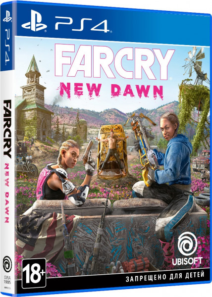 Far Cry New Dawn для PlayStation 4