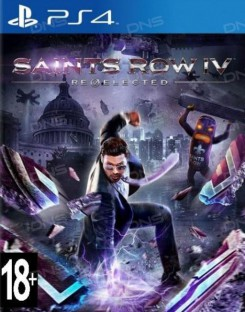Saints Row IV: Re-Elected для PlayStation 4
