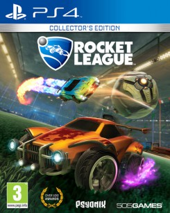 Rocket League. Collector's Edition [PS4, русская документация]