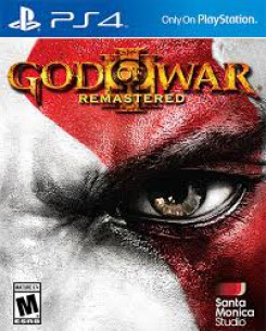 God of War III. Remastered для PlayStation 4 (Русская версия, демонстрация)