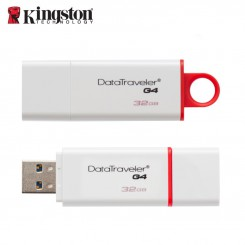 Kingston DataTraveler G4 32GB Red (DTIG4/32GB)