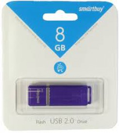 Smart Buy Quartz Violet 8GB [SB8GBQZ-V]