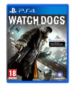 Watch_Dogs для PlayStation 4