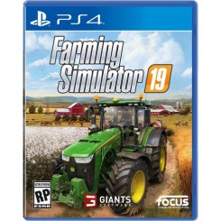 Farming Simulator 19 [PS4, русская версия]