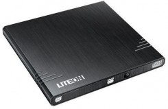 Внешний привод DVD-RW Lite-On eBAU108-02 Black USB