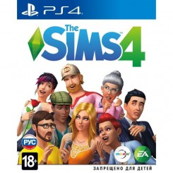 The Sims 4 для PlayStation 4