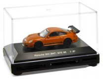Картридер Porsche 911 (997) GT3 RS orange (CR73123W-O)