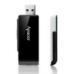 USB 3.0 флэш-диск Apacer 32GB AH350 Retail Black