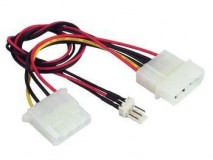 Кабель Gembird CC-PSU-5 internal power adapter cable for the internal cooling fan