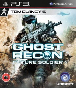 Tom Clancy's Ghost Recon Future Soldier для PlayStation 3
