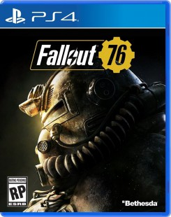 Fallout 76 для PlayStation 4