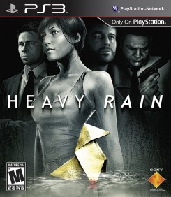 Heavy Rain (PS3) (демонстрация)