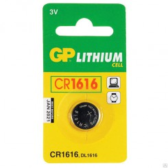 GP Lithium CR1616 BP