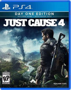 Just Cause 4 для PlayStation 4