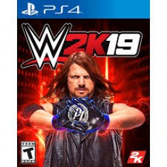 WWE 2K19 для PlayStation 4