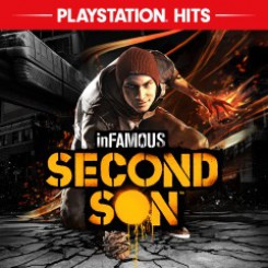 Комплект Sony PlayStation 4 (500 GB) + игра inFAMOUS: Второй сын (Хиты PlayStation) [PS4, русская версия]