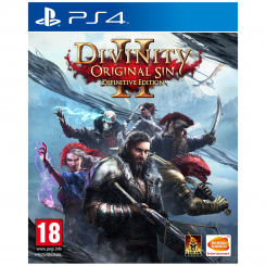 Divinity: Original Sin II. Definitive Edition для PlayStation 4