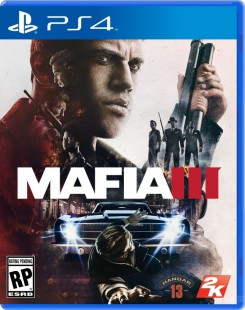 Mafia III для PlayStation 4
