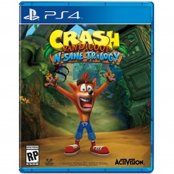 Crash Bandicoot N. Sane Trilogy для PlayStation 4