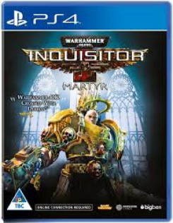 Warhammer 40,000: Inquisitor – Martyr для PlayStation 4