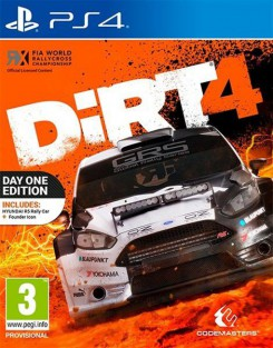 Dirt 4. Day One Edition для PlayStation 4 (Демонстрация)