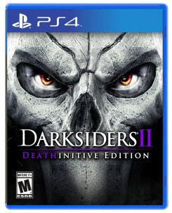Darksiders 2: Deathinitive Edition [PS4, русская версия]