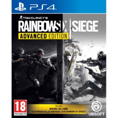 Tom Clancy's Rainbow Six Siege Advanced Edition для PlayStation 4