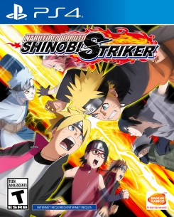 Naruto to Boruto: Shinobi Striker [PS4, русские субтитры]