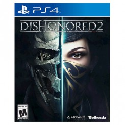 Dishonored 2 для PlayStation 4