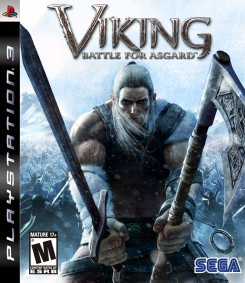 Viking: Battle for Asgard (PS3) (демонстрация)
