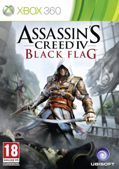 Assassin's Creed IV. Черный флаг [Xbox 360, русская версия]