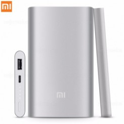 Xiaomi Mi Power Bank 2 5000mAh (серебристый)
