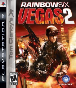 Tom clancy's Rainbow six Vegas 2 (PS3) (демонстрация)