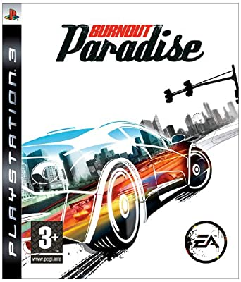Игра Burnout Paradise (Platinum) [PS3, демонстрация]