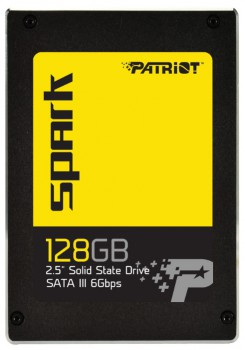 Patriot Spark 128GB [PSK128GS25SSDR]