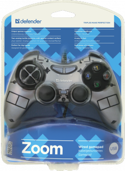 Defender Zoom USB Xinput