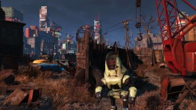 Fallout 4. Game of the Year Edition [PS4, русские субтитры]