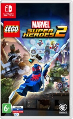 LEGO Marvel Super Heroes 2 [Nintendo Switch, русские субтитры]