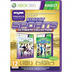 Kinect Sports Ultimate Collection [Xbox 360, демонстрация]