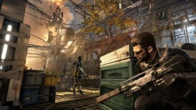 Deus Ex: Mankind Divided [Xbox One, русская версия]