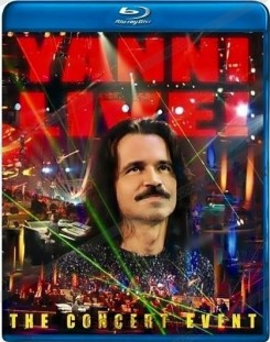 Музыка Yanni Live! The Concert Event (BD-диск)