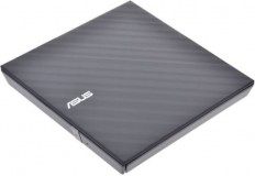 Внешний привод ASUS DVD-RW Slim External SDRW-08D2S-U LITE/DBLK/G/AS Black