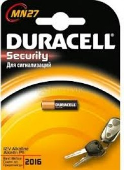 DURACEL SECURITY MN 27