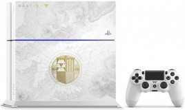 Sony PlayStation 4 500Gb Limited Edition (Destiny белая)