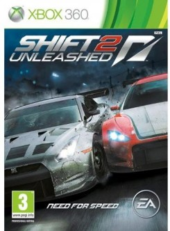 Need For Speed - Shift 2: Unleashed [Xbox 360, демонстрация]
